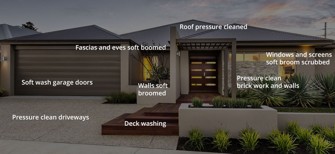 Gutter cleaning GOLD COAST, pressure cleaning and house washing, Gutters Blocked Gold Coast